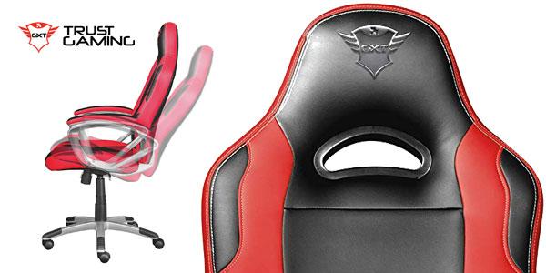 Silla Gaming Trust GXT 705 Ryon barata en Amazon