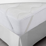 Sobrecolchón Topper Classic Blanc barato en Amazon