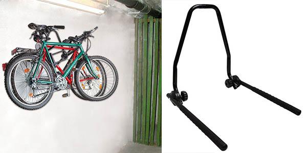 soporte resistente de pared para bicicletas EUFAB barato