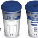 Taza de cerámica Star Wars R2-D2 Pyramid International de 340 ml barata en Amazon