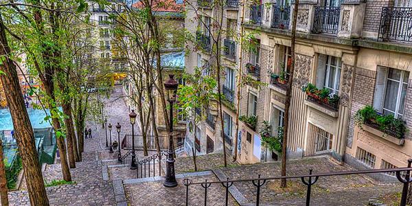 viaje con alojamiento en París oferta invierno 2019