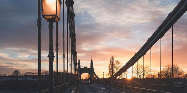 viaje corto a Londres Inglaterra low cost febrero 2019