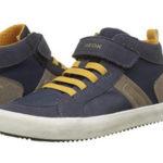 Zapatillas altas Geox J Alonisso Boy G para niños baratas en Amazon