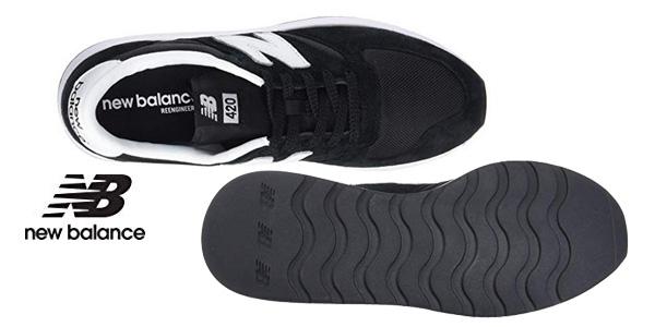 new balance hombre negras prime