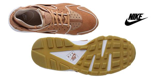 Zapatillas deportivas Nike Wmns Air Huarache Run PRM para mujer chollazo en Amazon
