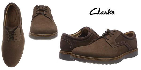 Zapatos Chollazo Sólo Clarks Lace 66€ Un Con Por Para Geo Hombre kPTOuZXi