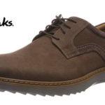 Zapatos Clarks Un Geo Lace para hombre baratos en Amazon