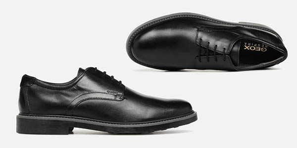 zapatos de vestir de calidad Geox Silmor oferta