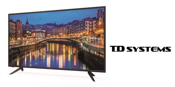 Comprar Smart TV TD Systems K50DLH8US al mejor precio