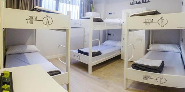 albergue Room018BCN barato
