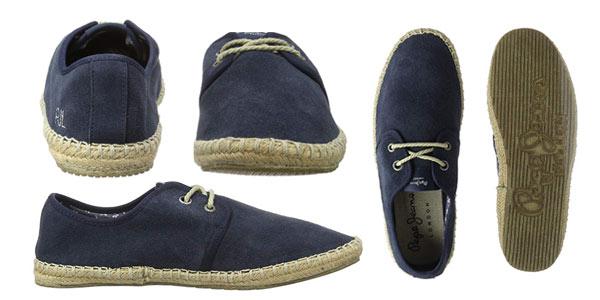 Alpargatas Pepe Jeans London Tourist Basic 4.0 para hombre al mejor precio