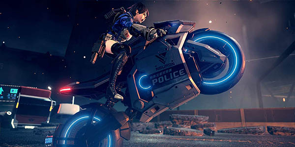 Astral Chain para Nintendo Switch barato