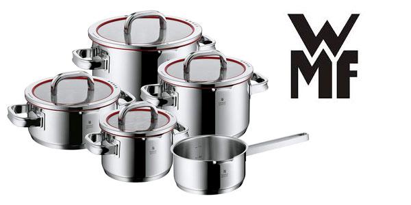 Bateria de cocina WMF Function 4 de 5 piezas barata en Amazon