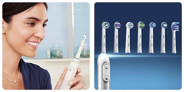 cabezales para cepillo de dientes eléctrico Oral-B Sensi Ultrathin pack ahorro
