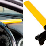 Chollo Barra antirrobo Auto Companion reforzada para volante de vehículos y furgonetas