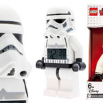 Chollo Despertador digital Stormtrooper de LEGO Star Wars