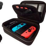 Chollo Funda Subsonic de almacenamiento y transporte para Switch y accesorios