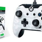 Chollo Mando de control PDP licenciado blanco camuflaje para Xbox One
