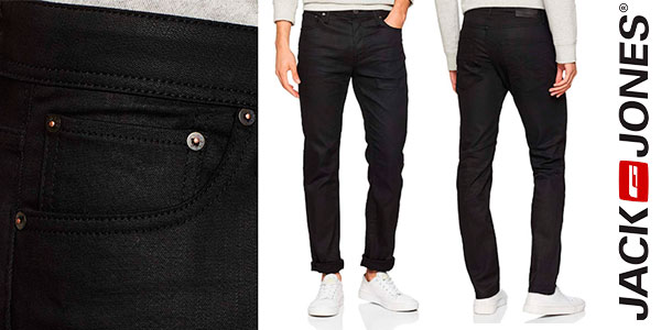 Chollo Vaqueros Jack & Jones Tim Original slim para hombre