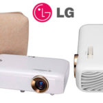 Chollo Proyector LG PH550G Mini Beam HD LED de 550 lúmenes