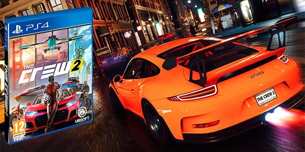 Chollo Videojuego The Crew 2 para PS4