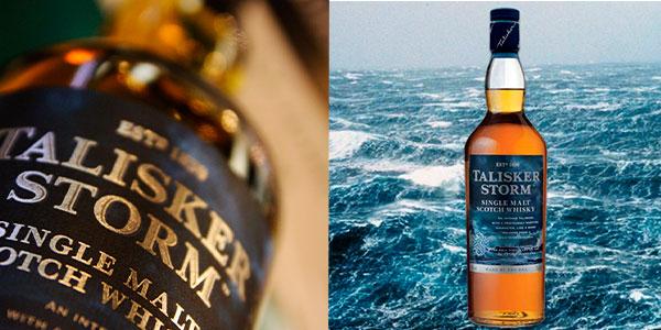 Chollo Whisky escocés Talisker Storm de 700 ml