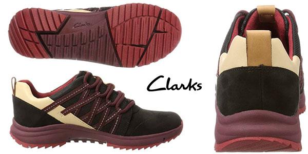 Chollo Zapatillas Clarks Tri Trail para mujer