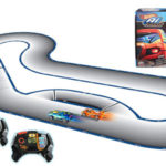 Circuito de Carreras I.A. Hot Wheels (Mattel FBL83) barato en Amazon