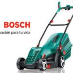Cortacésped Bosch ARM 37 de 1.400 W y altura ajustable barato en Amazon