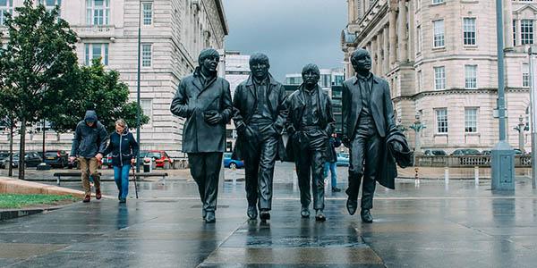 escapada a Liverpool barata