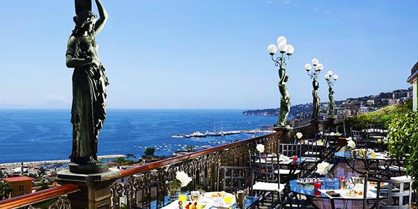 escapada a Nápoles Italia con relación calidad-precio estupenda