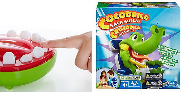 Juego de habilidad Cocodrilo Sacamuelas barato