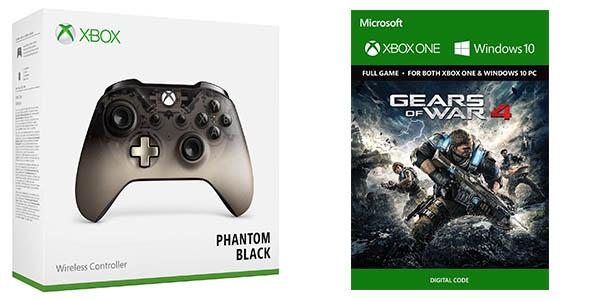 Mando Xbox One Bluetooth + Gears of War 4 GRATIS