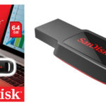 Memoria USB 2.0 Sandisk Cruzer Spark de 64 GB barata en Amazon