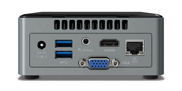 Barenone Intel NUC 5CPYH en Amazon