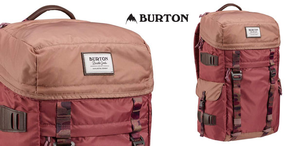 Mochila unisex Burton Annex Pack de 28 L rosa brown satin barata en Amazon