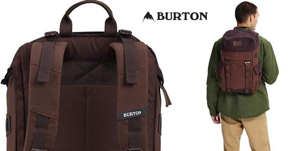 Mochila unisex Burton Annex Pack de 28 L rosa brown satin chollo en Amazon