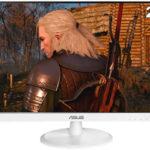 Monitor LED IPS ASUS VC239HE-W de 23'' Full HD