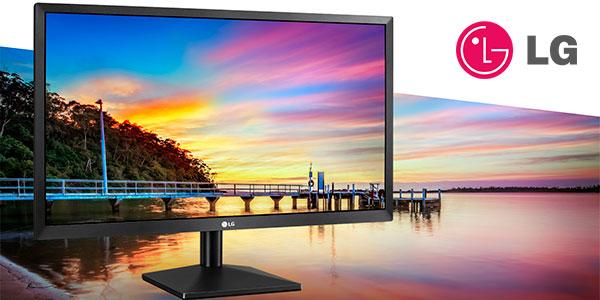 "Monitor gaming LG 22MK400H-B Full HD de 22"" barato"