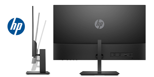 Monitor HP 27fh chollazo en Amazon