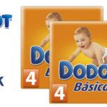 Pack 148 Pañales Dodot Básico Talla 4 (8-14 kg) baratos en eBay España