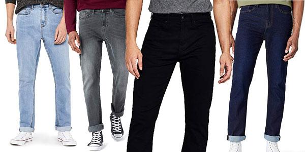 9263a5dfb5 Chollo Pantalones vaqueros rectos Find para hombre por sólo 24€ (29 ...