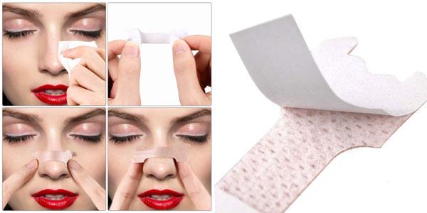 Paquete 31 Tiritas nasales deportivas y antironquidos talla L chollo en Amazon