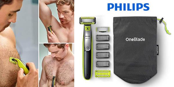 Philips OneBlade para cara y cuerpo QP2630/30 afeitadora barata