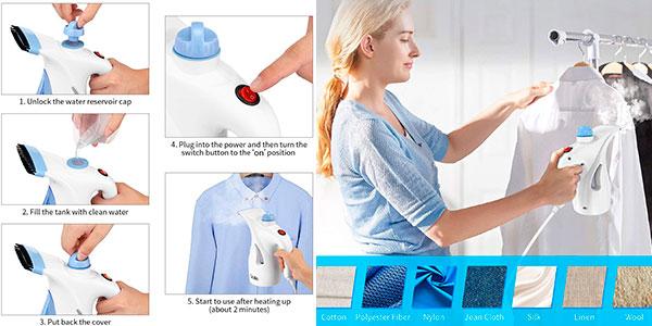 Plancha vertical de ropa GBlife de 700 W barata