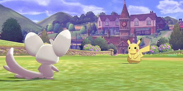 Pokémon Espada y Pokémon Escudo al mejor precio