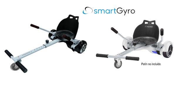 Soporte para patín eléctrico Smart Gyro Go Kart Pro barato en Amazon