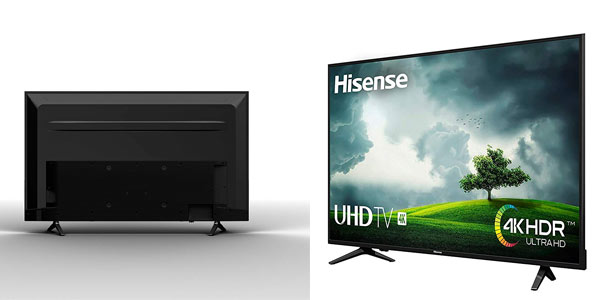 Comprar Smart TV Hisense H55A6100 rebajada en Amazon