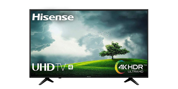 Comprar Smart TV Hisense H55A6100 en oferta en Amazon
