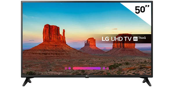 Smart TV LG 55UK6200PLA UHD 4K HDR de 55''